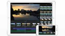 Apple-Updates: iTunes U für iPad Pro, iMovie mit mehr 4K und neue Windows-iCloud-App