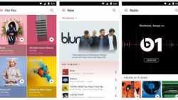 Apple Music nun auch für Android