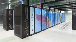 Supercomputer Hazel Hen
