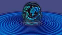 Globus, Internet, WLAN, Netzwerk