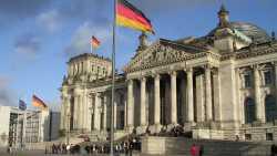 Bundestag im Reichstagsgebäude