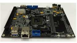 AMD Opteron A1100 auf HuskyBoard