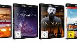 Erste deutsche Ultra HD Blu-rays angekündigt