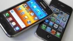 iPhone vs. Samsung
