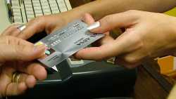Kreditkarte verrät Umsätze über NFC