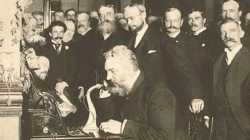 Vor 140 Jahren: Die Erfindung des Telefons, oder vielmehr: ein Patentantrag mit großer Wirkung