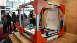 CeBIT 3D-Drucker