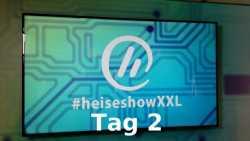 #heiseshowXXL @ CeBIT: Die Videos von Tag 2