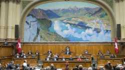 Schweizer Parlament stimmt Verschärfung des Überwachungsgesetz zu