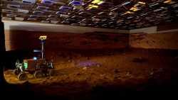 Vorbereitung für Mars-Expedition: ESA-Astronaut steuert Rover aus dem Orbit