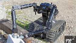 Geschickte Roboter-Arme