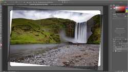 Photoshop bekommt inhaltssensitives Beschnittwerkzeug