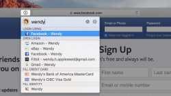 1Password im Browser