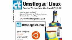 Bye, bye Windows: Umsteigen auf Linux leicht gemacht