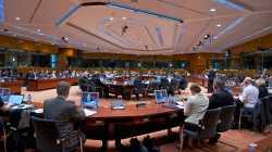 Der Rat für Wettbewerb in der EU tagt in Brüssel