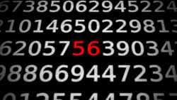 Zahlen, bitte! 56 Sekunden zu spät jubeln