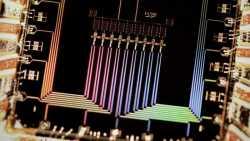 Google meldet analogen Quantencomputer mit neun Qubits