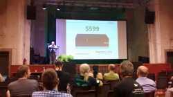 SoftIron Overdrive 1000 mit AMD Opteron A1100