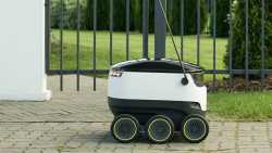 Washington D.C. erlaubt Pilotprojekt mit Liefer-Robotern
