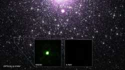 Astronomie: Hinweis auf Millionen Schwarze Löcher in der Milchstraße