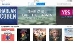 iBooks iPad
