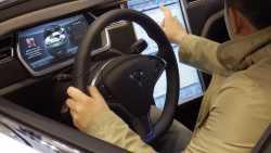 Ermittler: Tesla fuhr bei Todes-Crash zu schnell