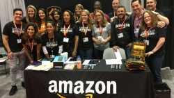 Amazon verzeichnet Rekord-Gewinn
