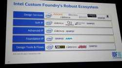 IDF: Intel als Auftragsfertiger und ARM arbeiten zusammen