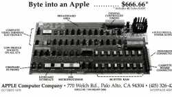 Prototyp des ersten Apple-Computers für 815.000 US-$ versteigert