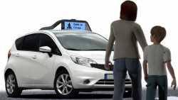 Künstlich intelligente Autos sollen mit Fußgängern und Fahrern kommunizieren