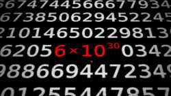 Zahlen, bitte! Drei Sonnenmassen für minimale Kräuselungen in der Raumzeit
