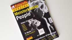 "c't Fotografie Meisterklasse ""People"" ab sofort im Handel"