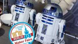 Größer, schöner, länger: die zweite Maker Faire Berlin
