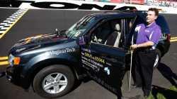 Menschen mit Sehbehinderungen sollen von autonomem Fahren profitieren