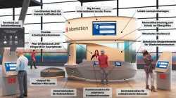"""Deutsche Bahn: App """"DB Navigator"""" soll aktualisierten Wagenstsandsanzeiger bekommen"""