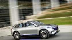 Daimler will sein neues Elektroauto in Bremen bauen