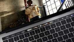 Bericht: Touch Bar bleibt unter Windows statisch