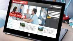 Lenovo schreibt weiter Verluste mit Smartphones