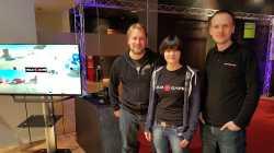 Holocafe: In Düsseldorf öffnet die erste Virtual-Reality-Spielhalle