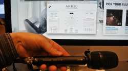 Ambeo VR Mic: Sennheiser liefert sein erstes Ambisonics-Mikrofon aus