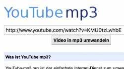"""US-Regierung brandmarkt Youtube-mp3 als """"berüchtigten Pirateriemarkt"""""""