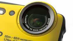 FinePix XP120: Fujifilm stellt neue Outdoor-Kamera vor