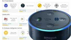 Amazon Alexa: Ãœber 500 deutschsprachige Skills und ein neues Zuhause