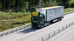 Elektromobilität: Oberleitungs-Lkw sollen testweise bei Lübeck und Frankfurt fahren