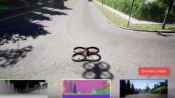 Microsoft stellt Tools zum Training autonomer Roboter und Drohnen zur Verfügung