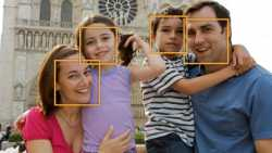 Face Detection iPhone