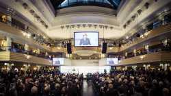 """Merkel gibt sich gelassen angesichts """"Fake News""""-Hochkonjunktur"""