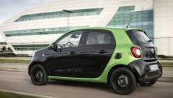 Elektroautos: Auch der Smart Forfour wird elektrisch