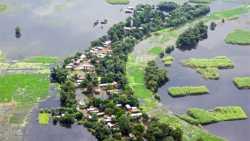 Neues Kanalsystem soll Indiens Wasserproblem lösen