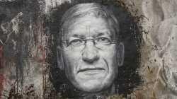 Tim Cook Porträt (Gemälde)